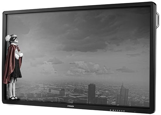 Monitor interaktywny CTOUCH Riva 75